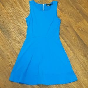 Cynthia Rowley medium blue dress